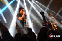 Show do Jota Quest no evento da Shell. Foto de: Edson Cleis