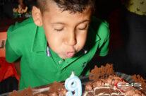 Evento de Aniversário Infantil – Fabrício 9 anos.