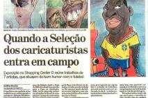 Matéria sobre a CHS Produtora no Jornal o Estado de São Paulo.