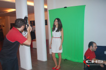Evento LVMH - Kenzo - Lançamento do perfume Flower Tag - Foto-chromakey