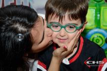 Foto-reportagem de aniversário infantil - Fabrício - 5 anos - Fotos de: Edson Cleis.