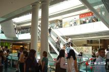 Evento de inauguração do Shopping Vila Olímpia. Cliente HP.